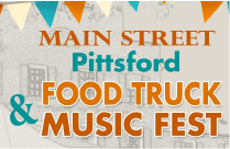 Main Street Pittsford Food Truck & Music Fest