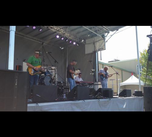 Mud Creek Stage Shot 2016